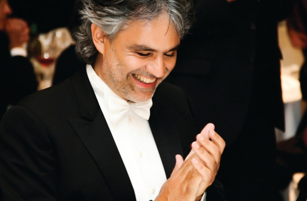 Don't Miss Bocelli's 10th Anniversary Concert This Summer!