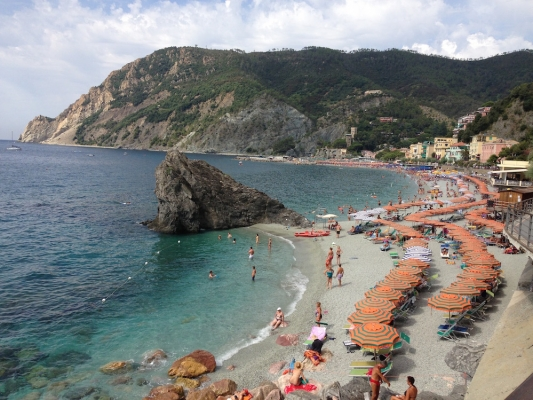 Cinque Terre Set to Limit Number of Visitors