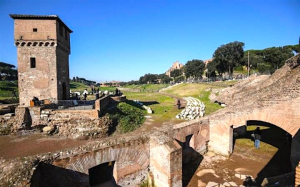 Circus Maximus Unveiled in Rome
