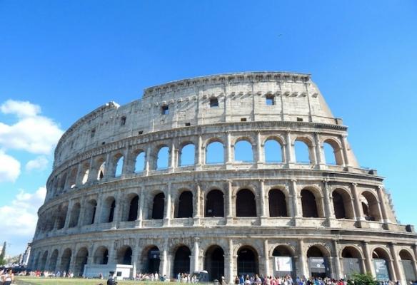 Top Floor of Colosseum Opens in Rome