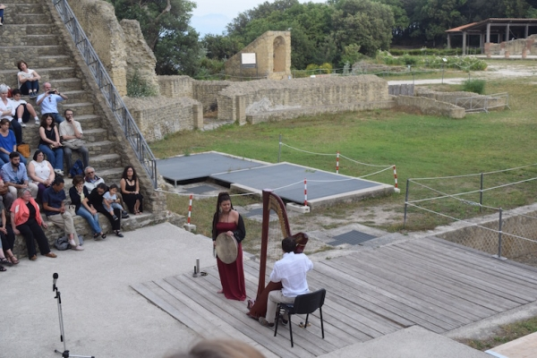 Pausilypon: Sunset Concert Series in Naples