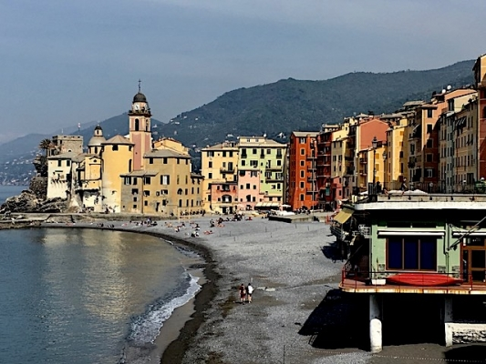 Two days in Liguria: What is R and D?