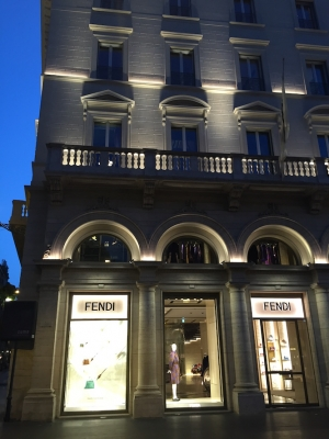 Fendi Private Suites: High Style in the Heart of Rome