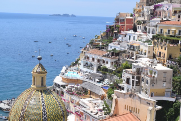 Honeymoon on the Amalfi Coast