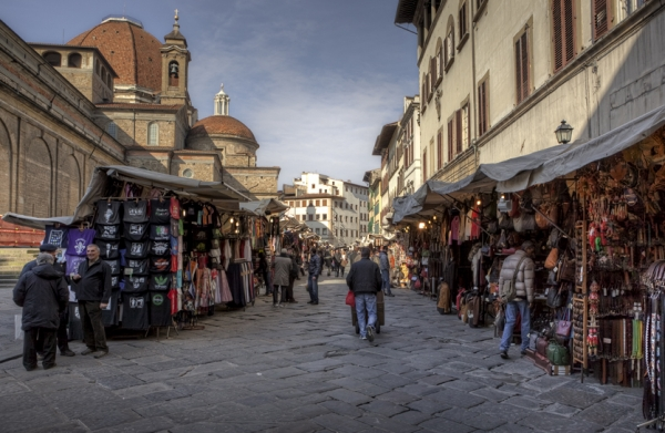 San Lorenzo Market to be removed in Florence