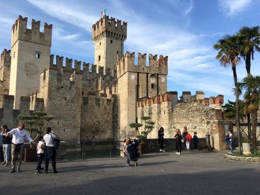 The Joys of Lake Garda